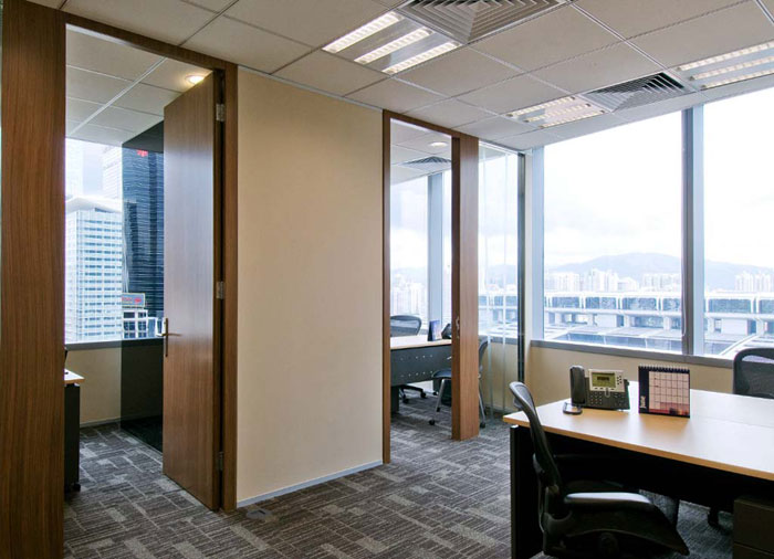 Office Space, Virual Office and Meeting Room in Shenzhen