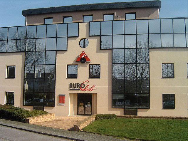 Office Space, Virual Office and Meeting Room in Rennes