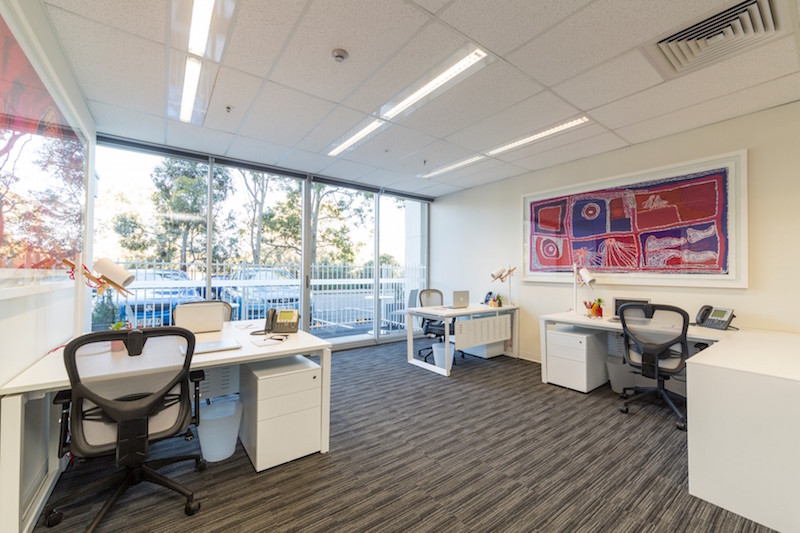 Walkerville Office Space And Virtual Offices At Warwick Street