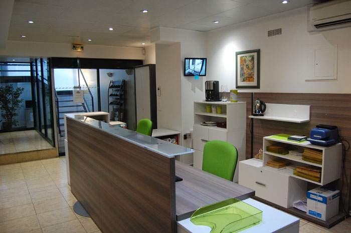 Office Space, Virual Office and Meeting Room in Paris
