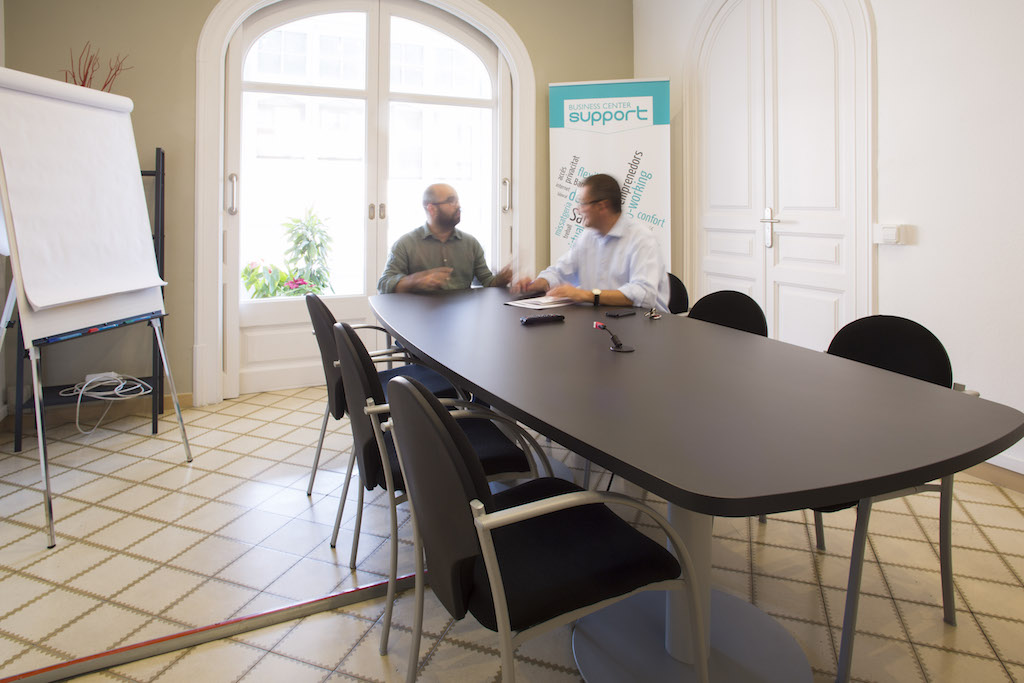 Office Space, Virual Office and Meeting Room in Barcelona