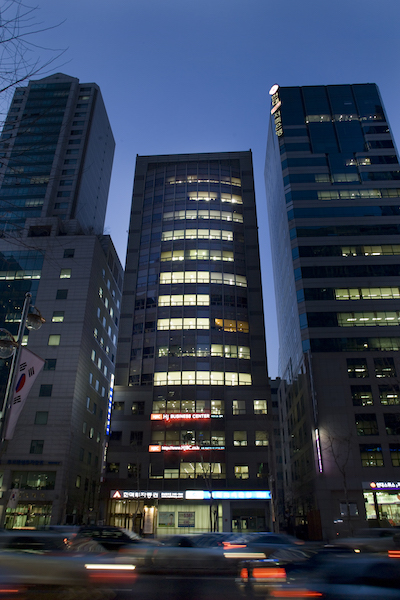 Office Space, Virual Office and Meeting Room in Seoul