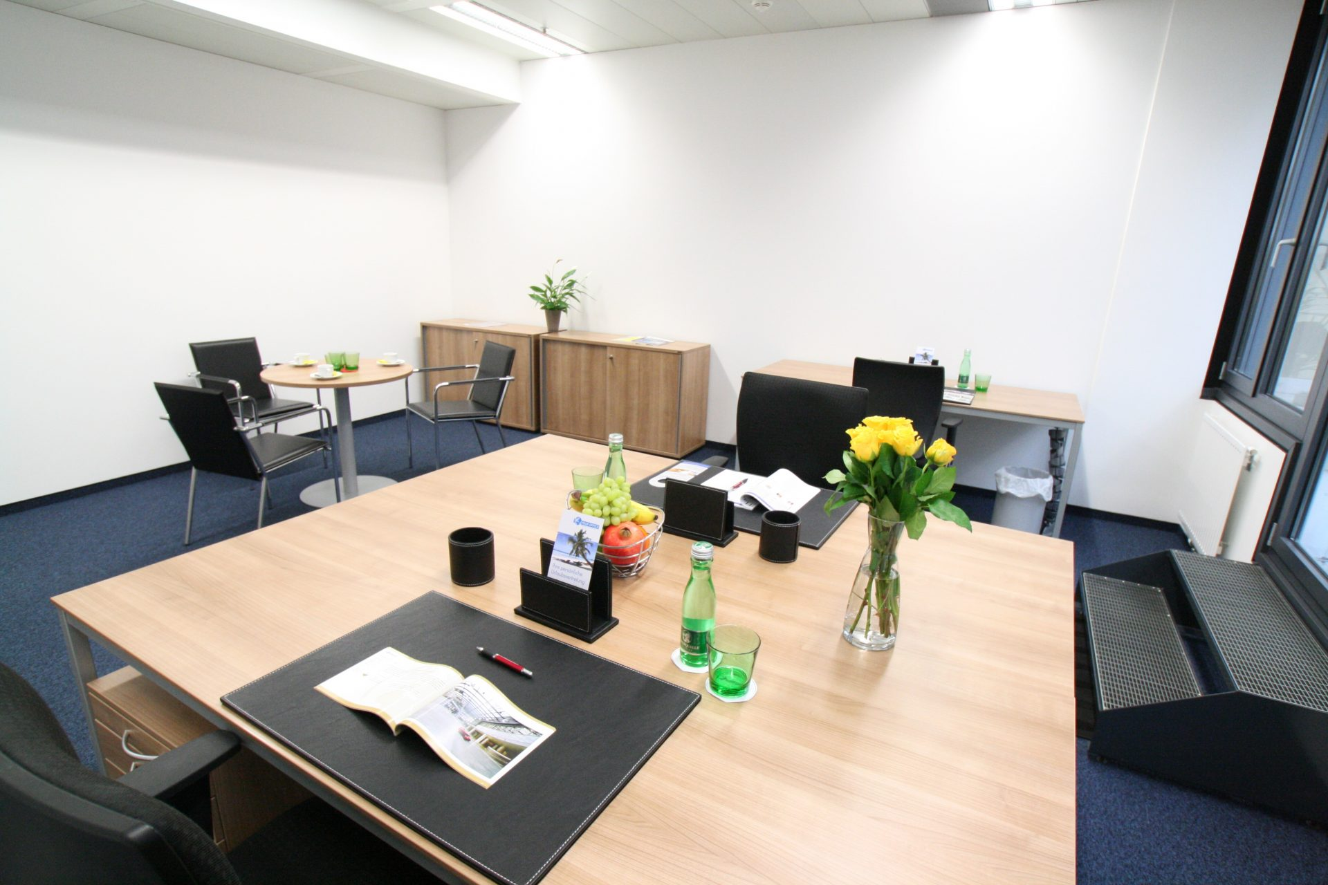 Office Space, Virual Office and Meeting Room in Vienna