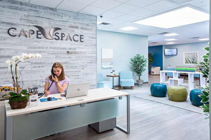 Office Space, Virual Office and Meeting Room in Massachusetts