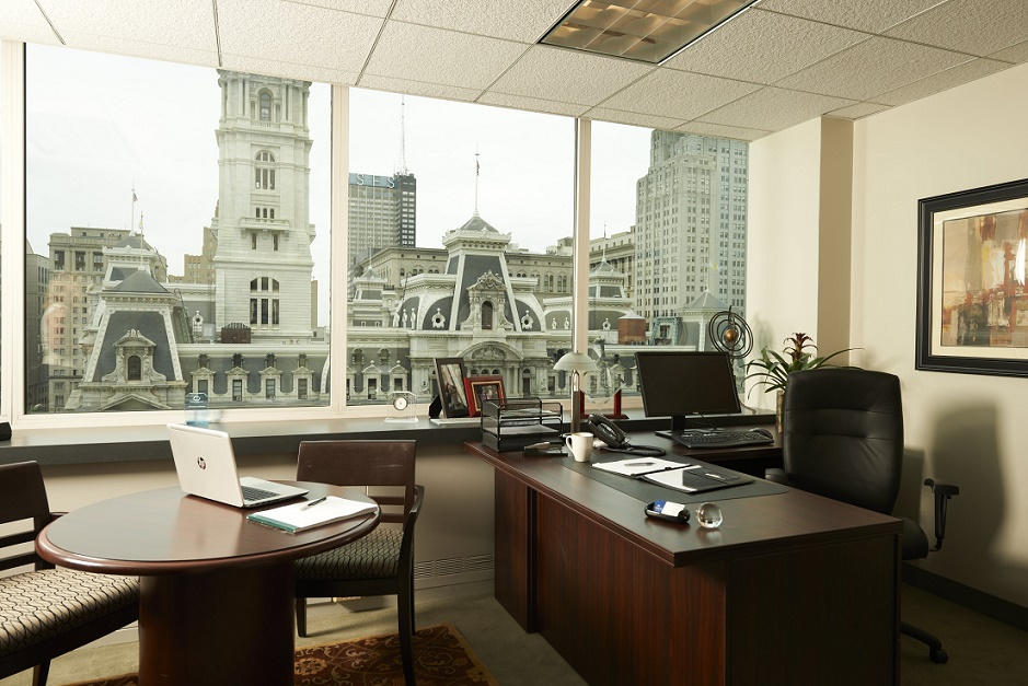 Philadelphia office space and virtual offices at market street for Virtual office design