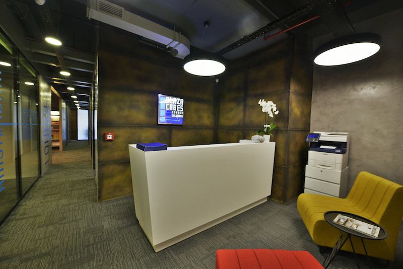 Office Space, Virual Office and Meeting Room in Istanbul