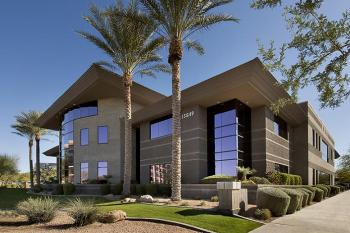Exterior - Scottsdale Office Space