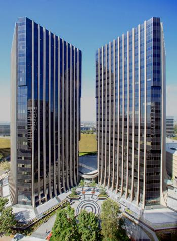 Exterior - Century City Office Space