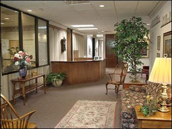 Entrance Lobby - Fresno Office Space