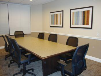 Stylish Conference and Meeting Rooms in Irvine