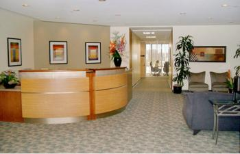 Entrance Lobby - Irvine Office Space