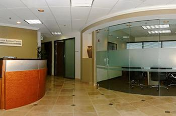 Entrance Lobby - Rancho Santa Margarita Office Space