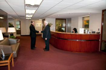 Comfortable Entrance Lobby - Office in New York