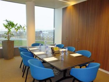 Stylish Conference and Meeting Rooms in Brussels
