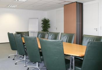 Turnkey Hamburg Conference Room