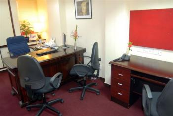 Turnkey Office in Bangalore - Fully Equipped