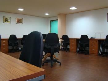 Kolkata Office Space - Accommodating Commons Area