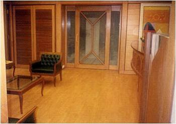 Receptionist Welcoming Area - New Delhi Office