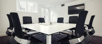 This Amsterdam Office Has Nice Board Rooms and Meeting Rooms