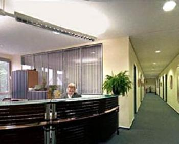 Comfortable Entrance Lobby - Office in Essen