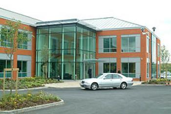 Solihull Office Space - Exterior