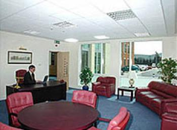 Turnkey Office in Solihull - Fully Equipped