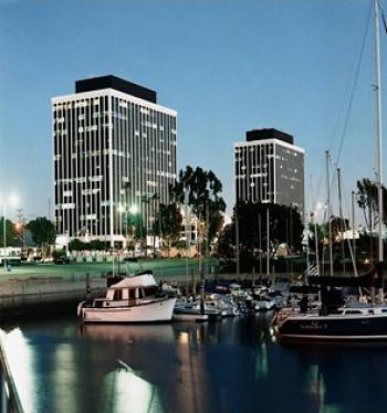 Marina Del Rey  Offices - Building Exterior