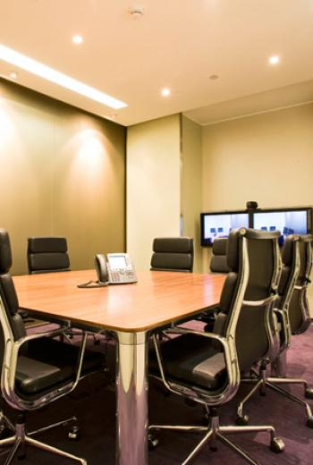 This Taipei Office Has Nice Board Rooms and Meeting Rooms
