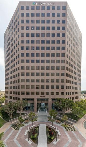 Irvine Office Space And Virtual Offices At Michelson Drive