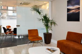 Break Area in this London West End Office Space