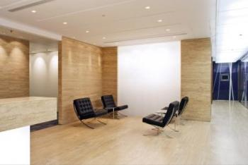 Singapore Office Space - Accommodating Commons Area