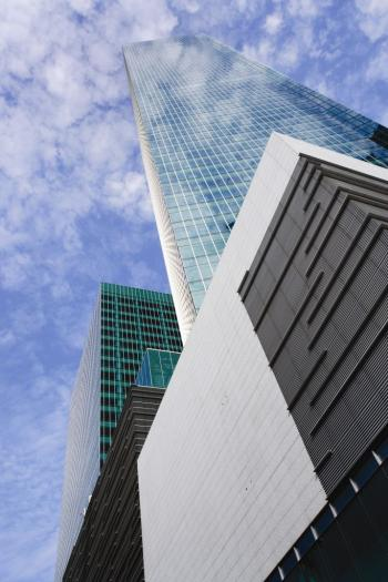 Singapore Office Space - Exterior
