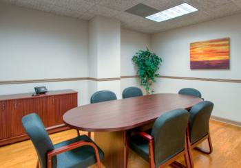This Atlanta Office Has Nice Board Rooms and Meeting Rooms