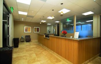 Comfortable Entrance Lobby - Office in Los Angeles