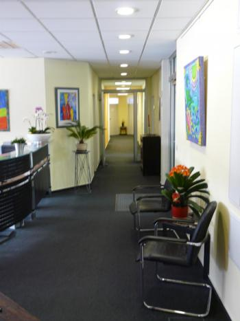 Entrance Lobby - Saarbrucken Office Space