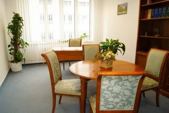 Magdeburg Office Space - Accommodating Commons Area