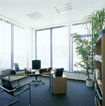 Turnkey Office in Darmstadt - Fully Equipped