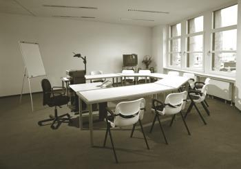 Stylish Conference and Meeting Rooms in Leipzig