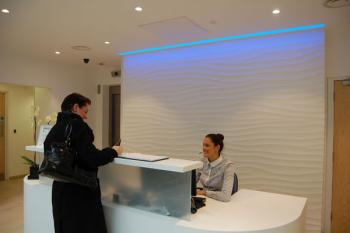 Entrance Lobby - London City Office Space
