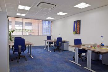 Harrow Office Space - Accommodating Commons Area