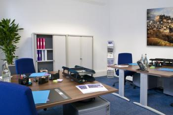 Edinburgh Office Space - Accommodating Commons Area