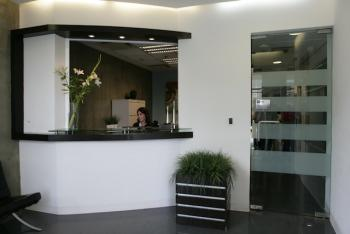 Receptionist Welcoming Area - Monterrey (San Pedro) Office