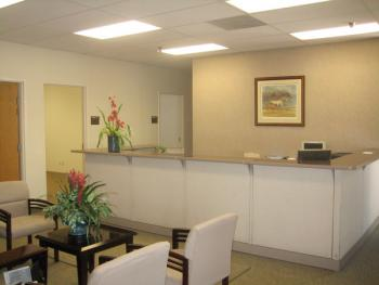 Comfortable Entrance Lobby - Office in Rancho Cucamonga