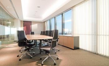 This Long Beach Office Has Nice Board Rooms and Meeting Rooms