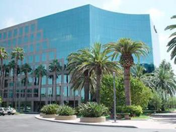 Long Beach Office Space - Exterior
