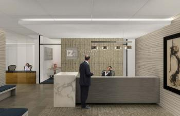 Comfortable Entrance Lobby - Office in Guadalajara