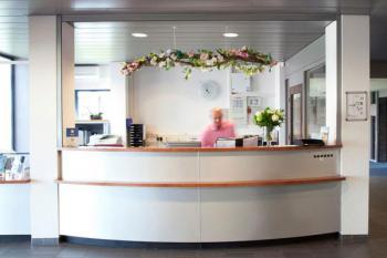 Entrance Lobby - Ede Office Space