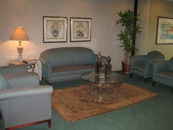 Receptionist Welcoming Area - Florence Office