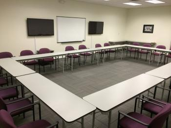 This West Chester Office Has Nice Board Rooms and Meeting Rooms
