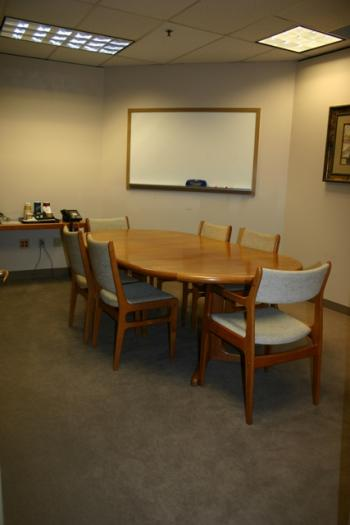 This Issaquah Office Has Nice Board Rooms and Meeting Rooms